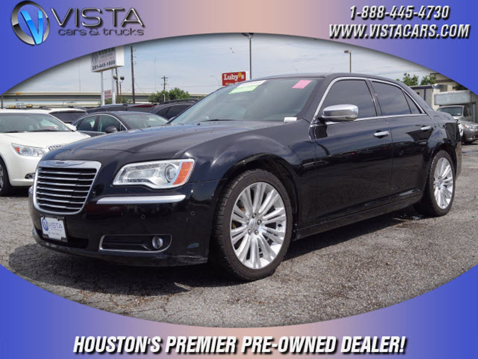 2013 chrysler 300 luxury series city texas vista cars and trucks. Black Bedroom Furniture Sets. Home Design Ideas
