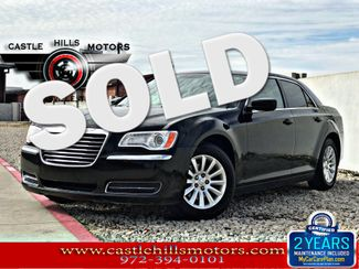 2013 Chrysler 300 Base | Lewisville, Texas | Castle Hills Motors in Lewisville Texas