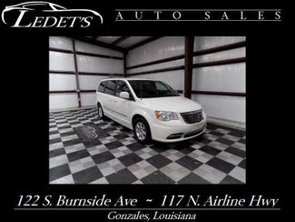 2013 Chrysler Town & Country Touring - Ledet's Auto Sales Gonzales_state_zip in Gonzales