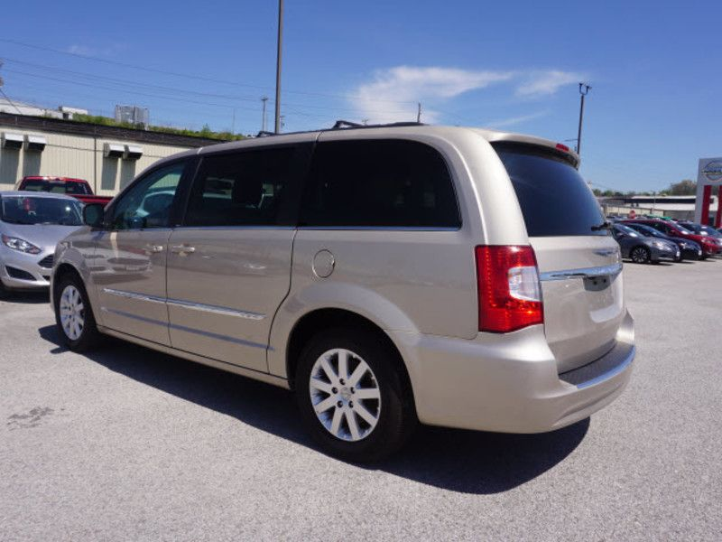 2013 Chrysler Town  Country Touring  city Arkansas  Wood Motor Company  in , Arkansas