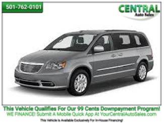 2013 Chrysler Town & Country Touring | Hot Springs, AR | Central Auto Sales in Hot Springs AR