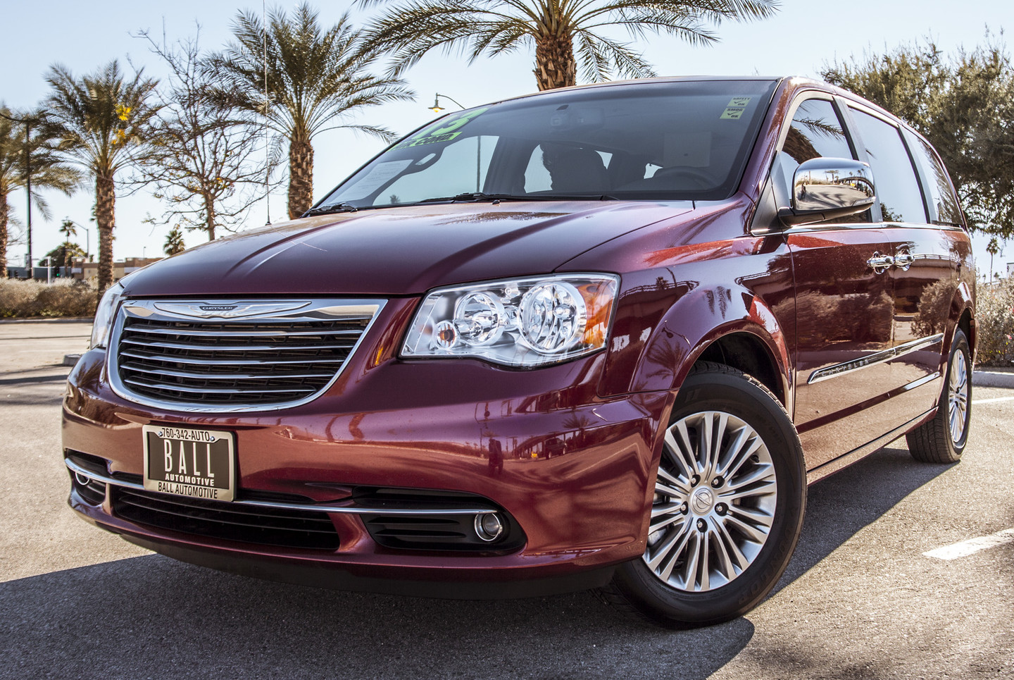 2013 chrysler town country touring l city ca ball automotive. Black Bedroom Furniture Sets. Home Design Ideas