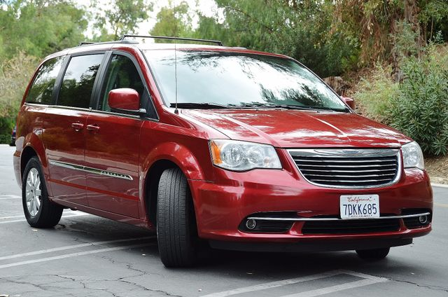 2013 Chrysler Town & Country Touring Reseda, CA 24