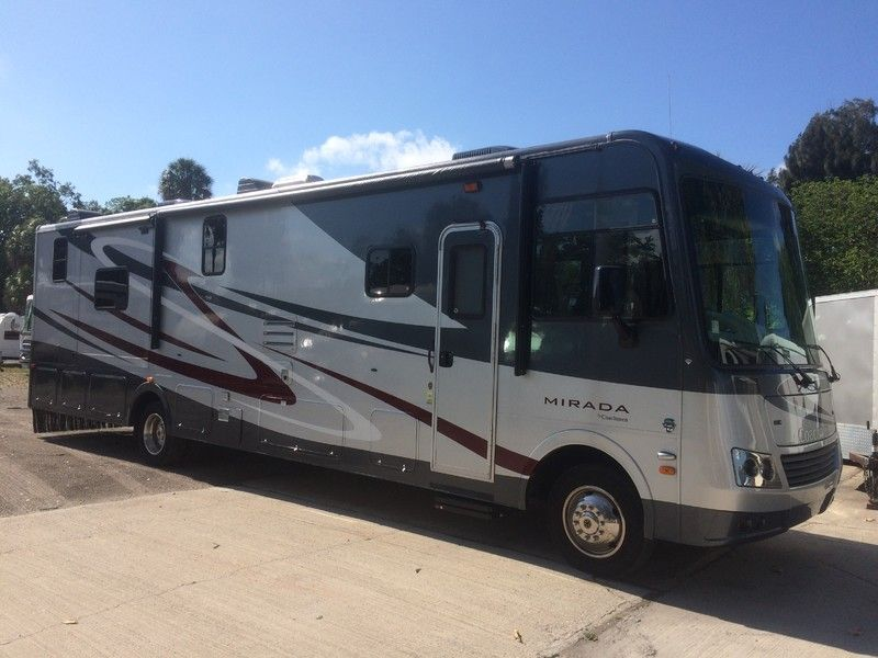 2013 Coachmen Mirada 35DL Bath and a 12  city FL  Manatee RV  in Palmetto, FL