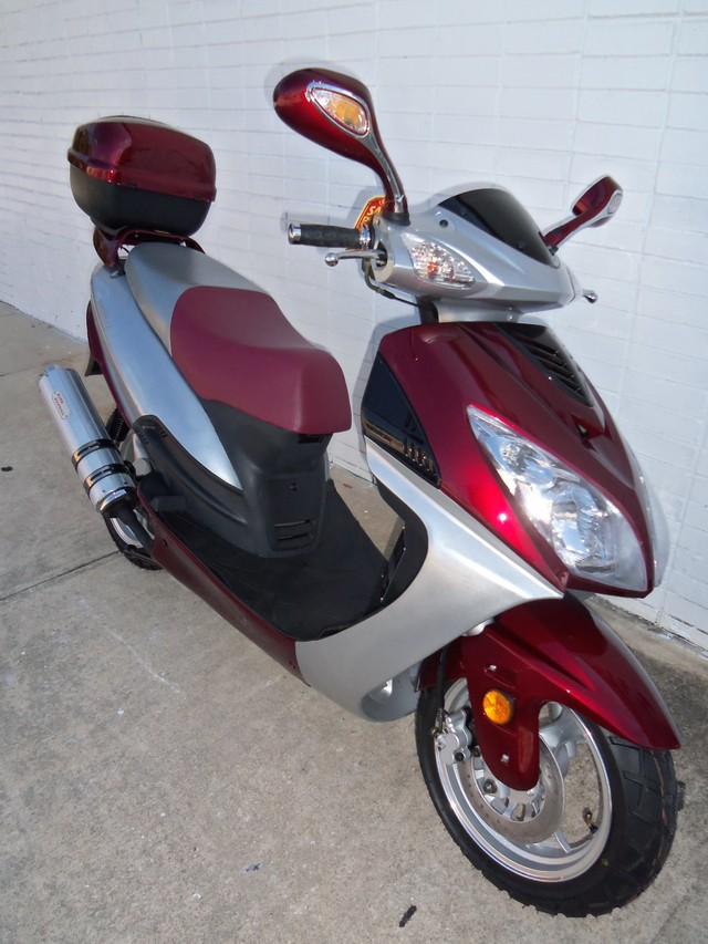 2016 Daix 10-D Scooter Daytona Beach, FL 5