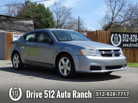 2013 Dodge Avenger SE in Austin, TX
