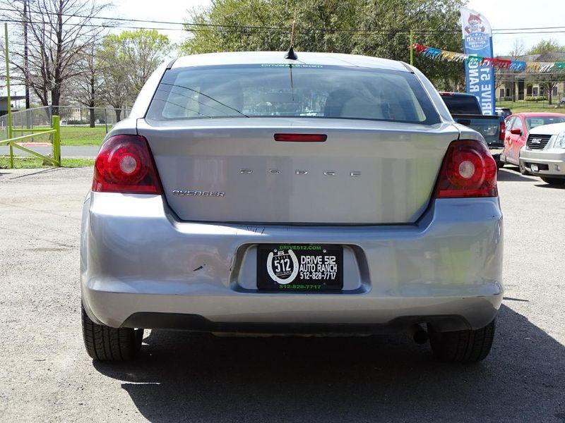 2013 Dodge Avenger SE  in Austin, TX