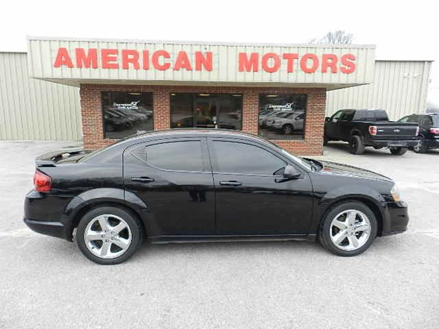 2013 Dodge Avenger SE V6 | Brownsville, TN | American Motors of Brownsville in Brownsville TN