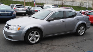 2013 Dodge Avenger SE East Haven, CT 1