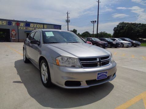 2013 Dodge Avenger SE in Houston