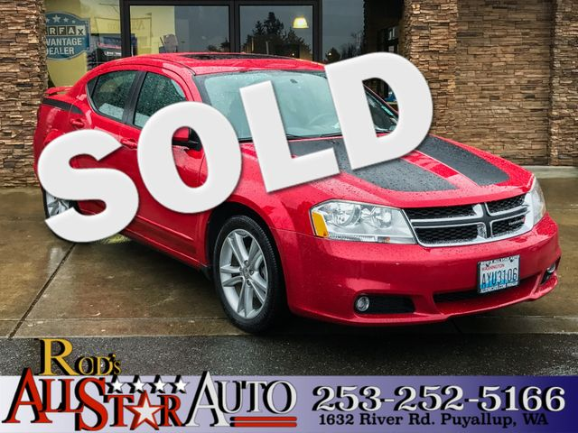 2013 Dodge Avenger SXT The CARFAX Buy Back Guarantee that comes with this vehicle means that you c