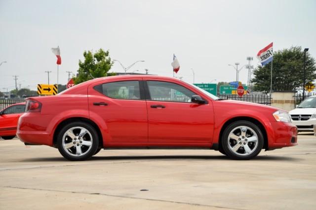 2013 Dodge Avenger SE San Antonio , Texas 4