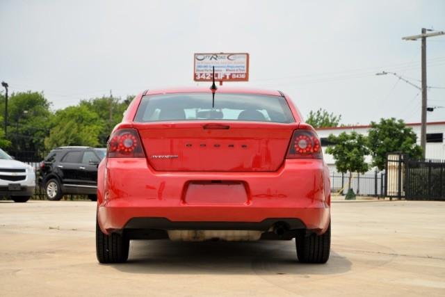 2013 Dodge Avenger SE San Antonio , Texas 6
