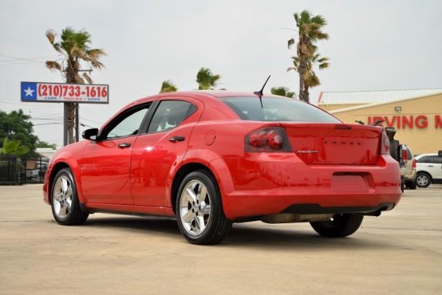 2013 Dodge Avenger SE San Antonio , Texas 7