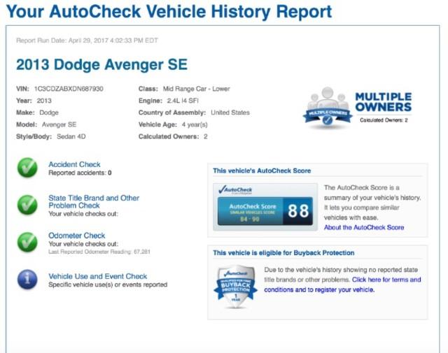 2013 Dodge Avenger SE San Antonio , Texas 9