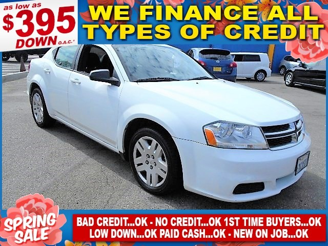 2013 Dodge Avenger SE Limited warranty included to assure your worry-free purchase AutoCheck repo