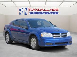 2013 Dodge Avenger SE | Randall Noe Super Center in Tyler TX
