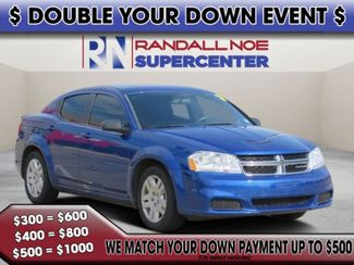 2013 Dodge Avenger SE | Randall Noe Super Center in Tyler TX