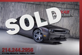 2013 Dodge Challenger R/T Plus 6-Speed Fully Loaded in Addison