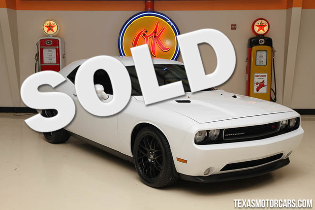 2013 Dodge Challenger RT This 2013 Dodge Challenger RT is in excellent condition with only 64 9