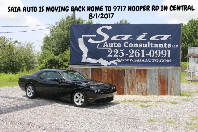 2013 Dodge CHALLENGER SXT SUPER CLEAN CARFAX NO ACCIDENT | Baton Rouge , Louisiana | Saia Auto Consultants LLC in Baton Rouge  Louisiana
