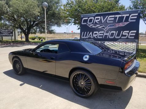 2013 Dodge Challenger  SXT Plus Coupe Auto, CD, Black Alloys, Leather!   Dallas, Texas   Corvette Warehouse  in Dallas, Texas
