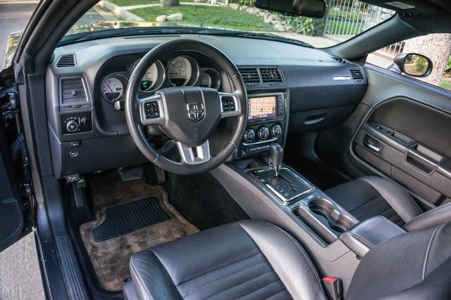 2013 Dodge Challenger SXT Plus - AUTO - LTHR - NAVI - 34K MILES Reseda, CA 14