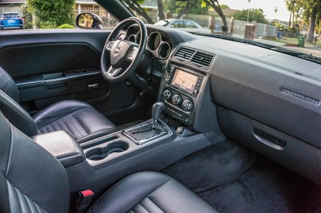2013 Dodge Challenger SXT Plus - AUTO - LTHR - NAVI - 34K MILES Reseda, CA 28