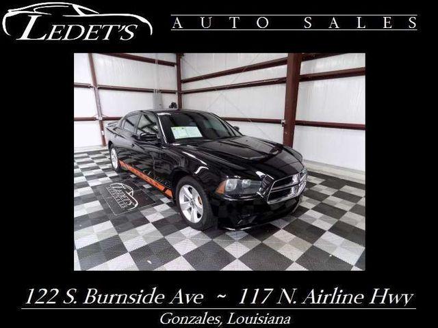 2013 Dodge Charger SE - Ledet's Auto Sales Gonzales_state_zip in Gonzales Louisiana