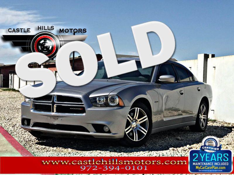 2013 Dodge Charger RT | Lewisville, Texas | Castle Hills Motors in Lewisville Texas
