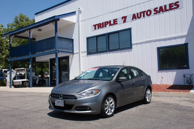 2013 Dodge Dart Limited  VIN 1C3CDFCH0DD106702 61k miles  AMFM CD Player Anti-Theft AC Cr