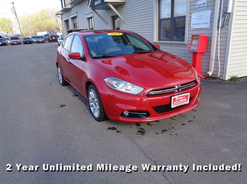 2013 Dodge Dart Limited  city NY  Barrys Auto Center  in Brockport, NY