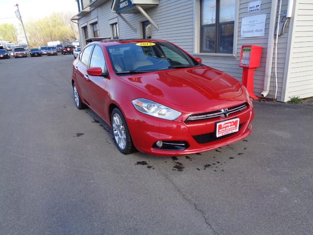 2013 Dodge Dart Limited  city NY  Barrys Auto Center  in Brockport, NY