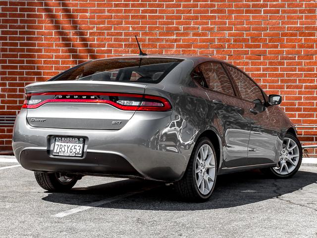 2013 Dodge Dart SXT Burbank, CA 6