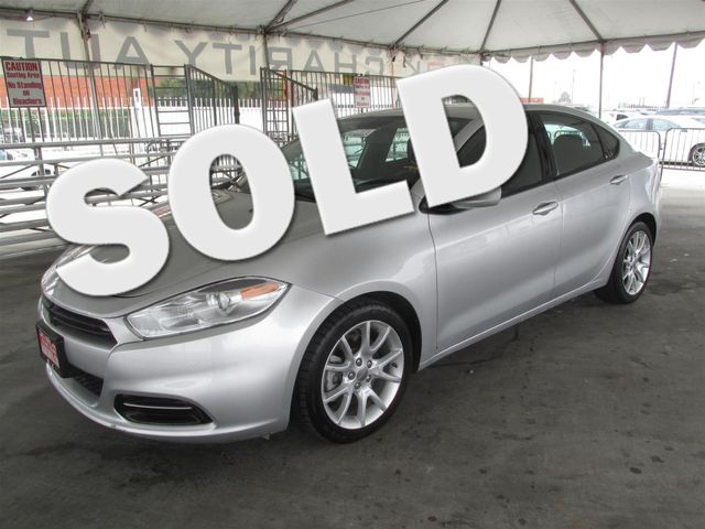 2013 Dodge Dart SXT This particular vehicle has a SALVAGE title Please call or email to check ava