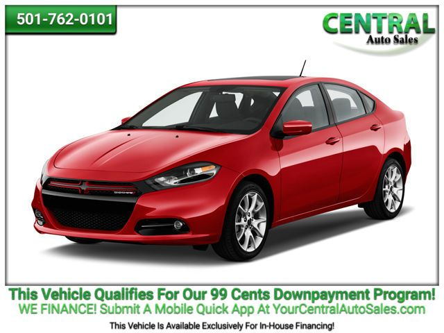 2013 Dodge Dart SE | Hot Springs, AR | Central Auto Sales in Hot Springs AR