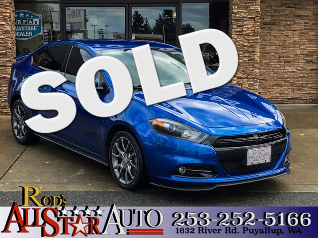 2013 Dodge Dart Rallye The CARFAX Buy Back Guarantee that comes with this vehicle means that you c