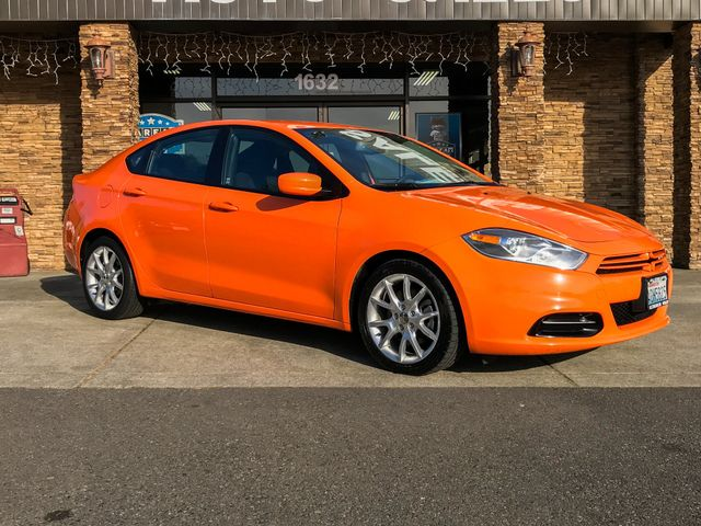 2013 Dodge Dart SXTRallye New Price CARFAX One-Owner Clean CARFAX Orange 2013 Dodge Dart SXTR