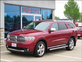 2013 Dodge Durango Citade 4WD Navigation/DVD/Sunroof/Chrome20s  in  Iowa