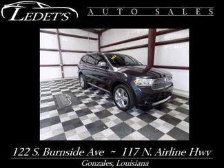 2013 Dodge Durango Citadel - Ledet's Auto Sales Gonzales_state_zip in Gonzales