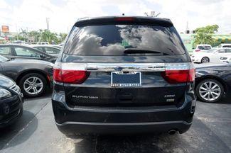 2013 Dodge Durango Crew Hialeah, Florida 4