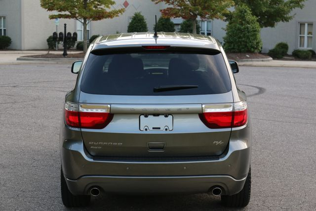 2013 Dodge Durango R/T Mooresville, North Carolina 4