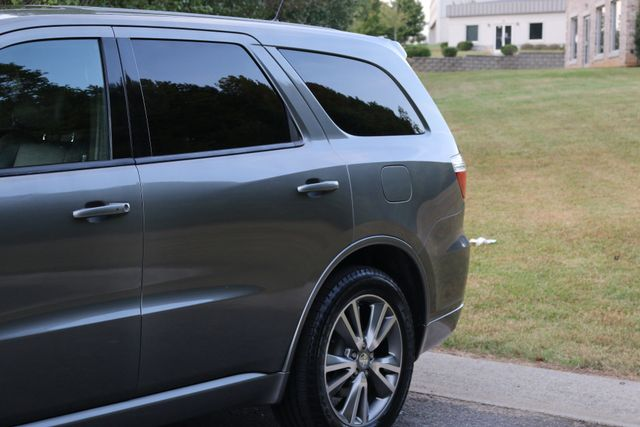 2013 Dodge Durango R/T Mooresville, North Carolina 74