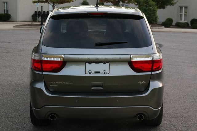 2013 Dodge Durango R/T Mooresville, North Carolina 76