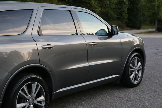 2013 Dodge Durango R/T Mooresville, North Carolina 78