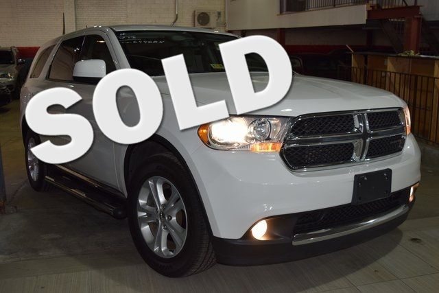 2013 Dodge Durango SXT Richmond Hill, New York 0