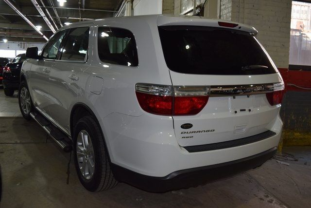 2013 Dodge Durango SXT Richmond Hill, New York 3