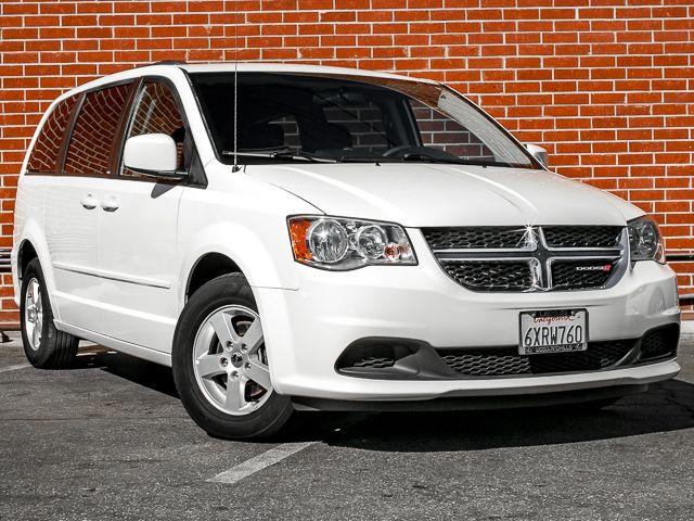 2013 Dodge Grand Caravan SXT Burbank, CA 1