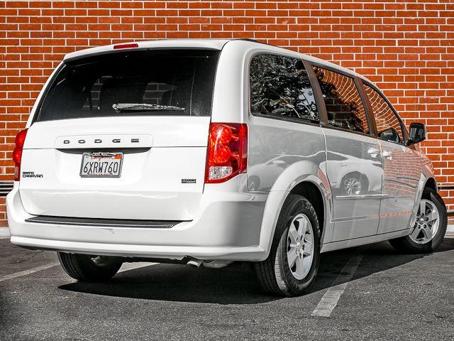 2013 Dodge Grand Caravan SXT Burbank, CA 6