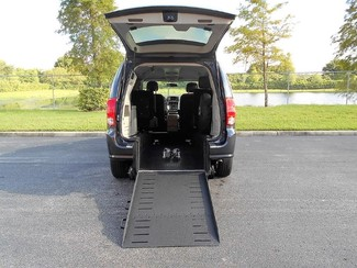 2013 Dodge Grand Caravan Crew Handicap Van Pinellas Park, Florida